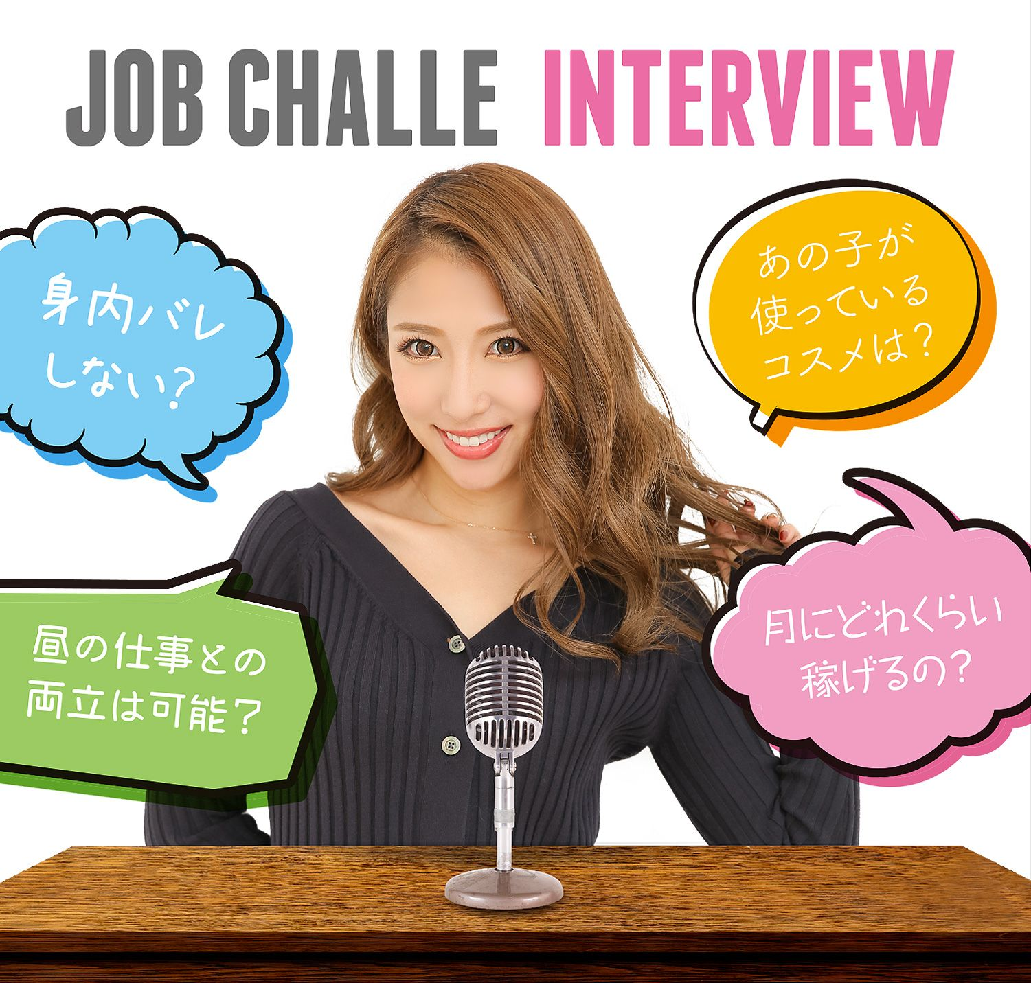 JOB CHALLE INTERVIEW